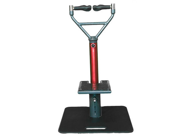"""CorePump® Home Gym & Trainer (Crimson Red / 5'10 to 6'3"""")"""