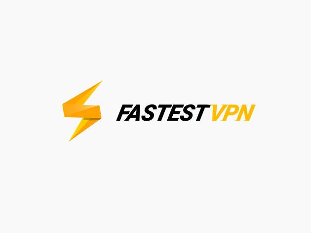Teaser for FastestVPN: Lifetime Subscription (5 Devices)
