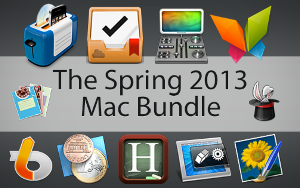 The Mac Spring Bundle 2013 - Product Image
