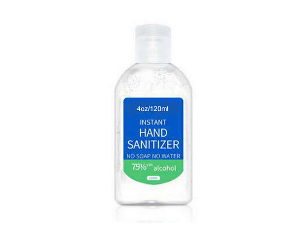 Soft Hands Hand Sanitizer Quick Dry Formula With 4 oz/120 ml 75% Alcohol - Product Image