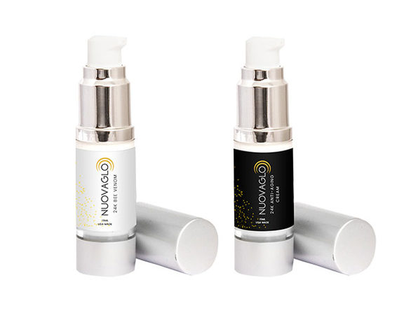 24K Gold & Bee Venom Anti-Aging Beauty Bundle