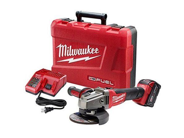"""Milwaukee 2781-21 M18 Fuel 4-1/2""""/5"""" Slide, 1 Bat Kit"""