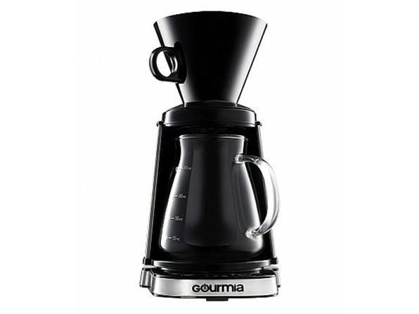 Gourmia® GCM3250 Dual Mode Pourfect Pour-Over Coffee Maker