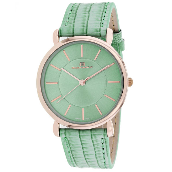 Oceanaut Women's Alma Green Dial Watch - OC2214 - Product Image