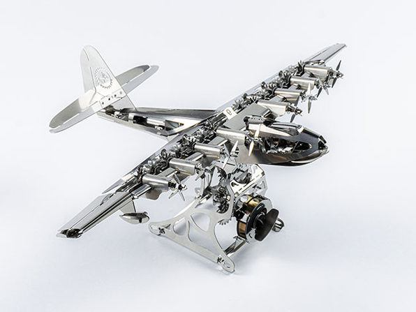 Heavenly Hercules Metal DIY Model Kit