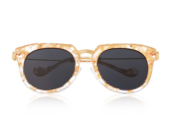 Bertha Aaliyah Cateye Sunglasses