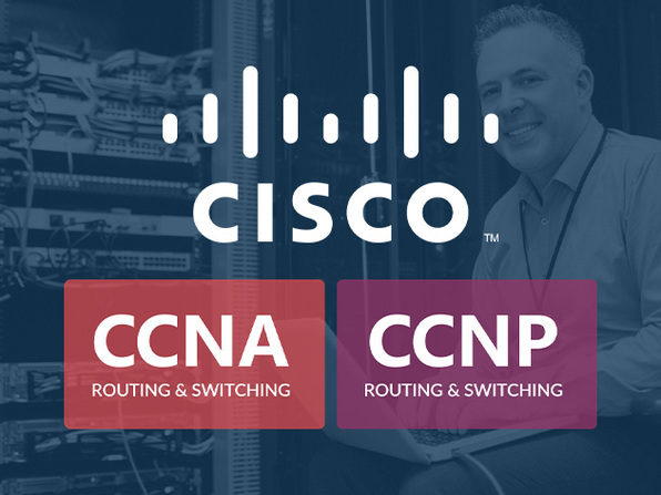 The Cisco CCNA & CCNP Routing & Switching Bundle