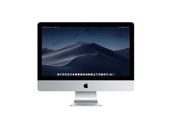 "Apple iMac 21.5"" Intel i3 500GB -Silver (Certified Refurbished)"