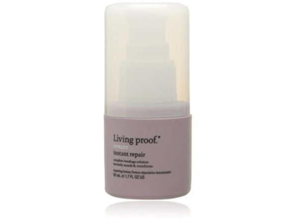 Living Proof 41987 Instant Restore/Repair Complete Breakage Solution for Unisex, 1.7 Ounce - White