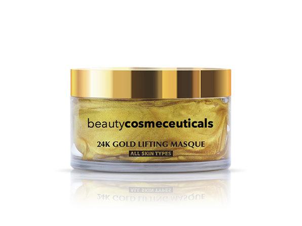 BeautyCosmeceuticals 24k Gold Mask - Product Image
