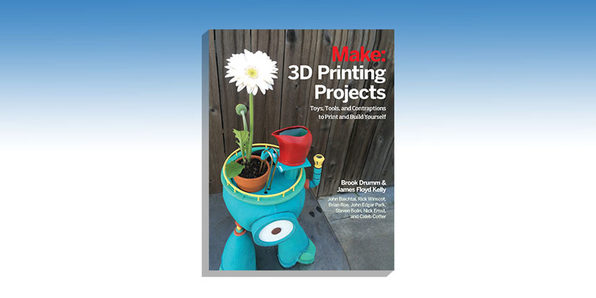 Make: 3D Printing Projects - Product Image