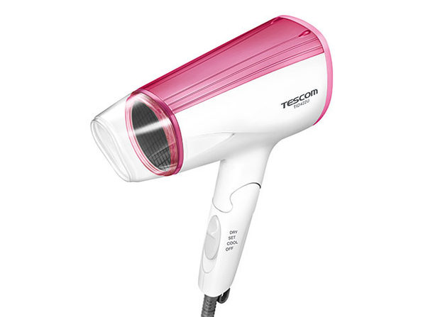 Tescom 1300W Negative Ion Hair Dryer