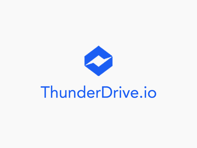 Teaser for ThunderDrive Cloud Storage: Lifetime Subscription (500GB/Personal Plan)