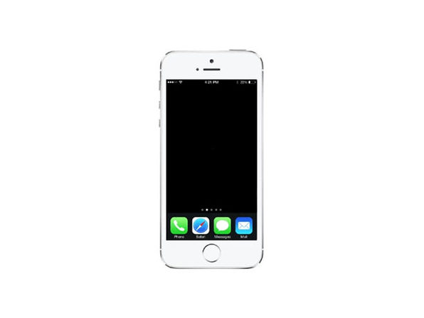 Apple iPhone 5s 16GB - White (Certified Refurbished: Wi-Fi + Unlocked)