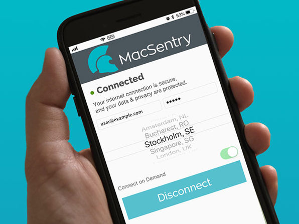 MacSentry VPN: 2-Yr Subscription