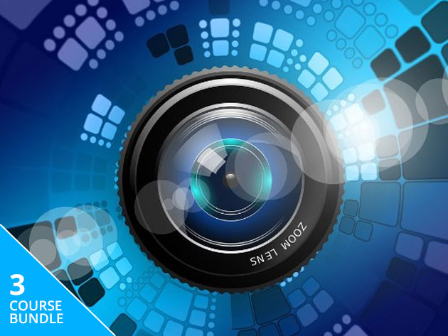 Demystify Your DSLR & Start Taking Professional Photos with 30 Hours of Expert Training