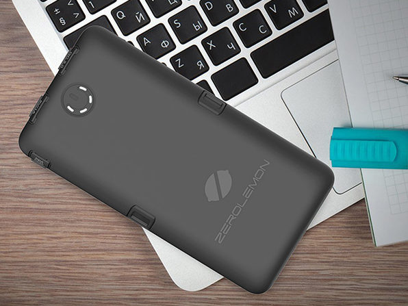ZeroLemon ToughJuice 30,000mAh 5-Port Power Bank | ZeroLemon