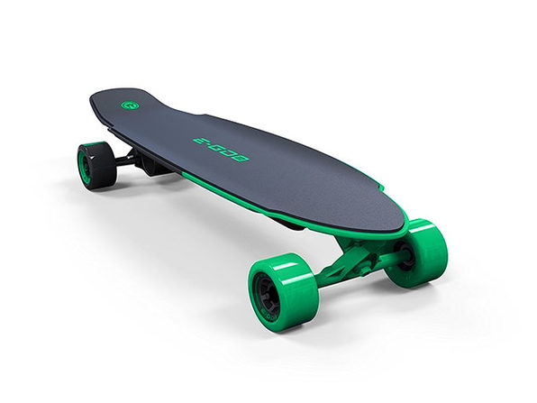 Yuneec EGo 2 Electric Longboard (Green)