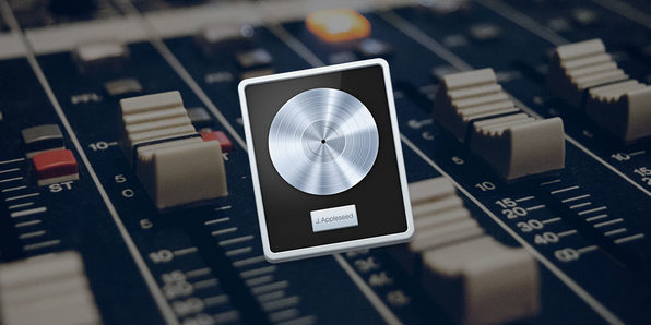 Music Production in Logic Pro X: The Complete Course - Product Image
