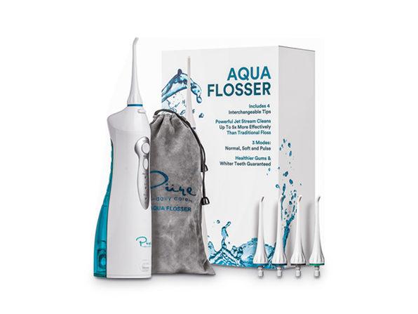 Aqua Flosser Rechargeable Water Flosser