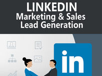 The #1 LinkedIn Marketing & Sales Lead Generation Blueprint - Product Image