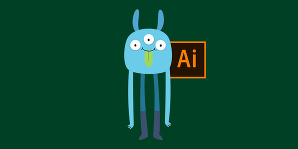 Adobe Illustrator Essentials for Character Design - Product Image