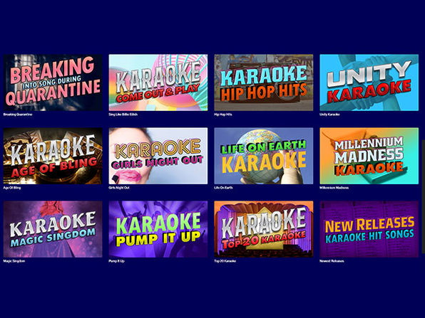 Karaoke On Demand: 1-Yr Subscription