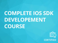 Complete iOS SDK Development Course - Product Image