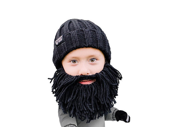 Beard Head® The First Ever Bearded Headwear: Kid Vagabond