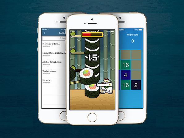Make your own app game for free