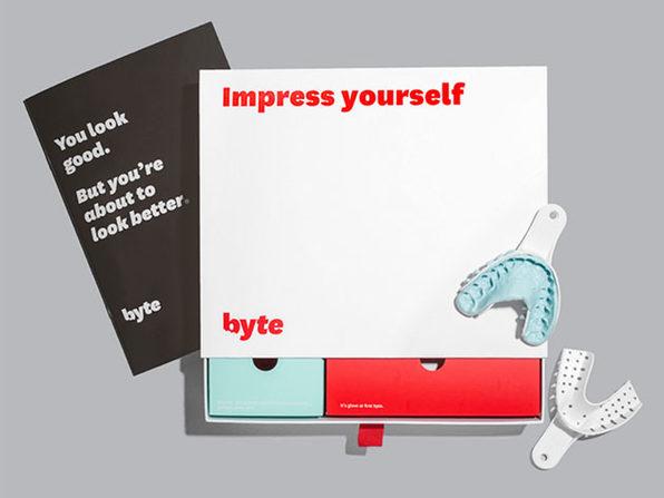 Voucher for byte® Aligner Impression Kit