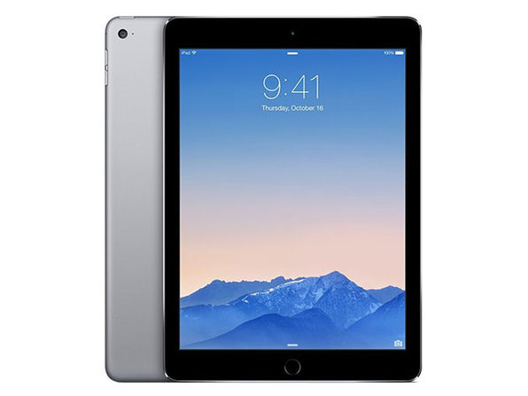 Apple iPad Air 2 64GB - Space Grey (Refurbished: Wi-Fi Only) + Accessories