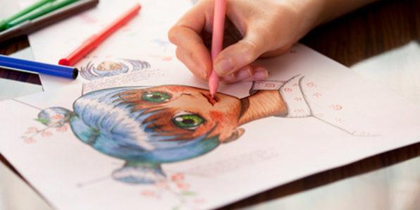 Manga Art Academy: Anime & Manga Character Drawing Course - Product Image