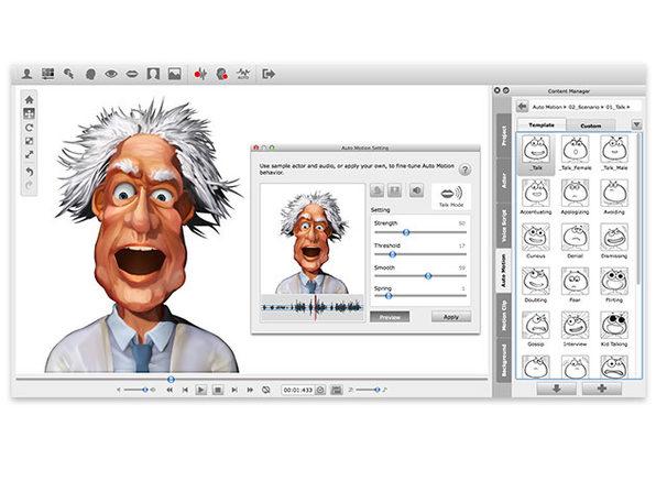 CrazyTalk 8 for Mac   StackSocial