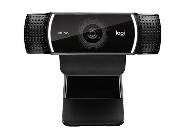 Logitech C922x Pro Stream Webcam Full 1080p HD Camera