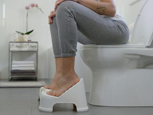 TURBO™ Bathroom Toilet Stool: 2 Pack