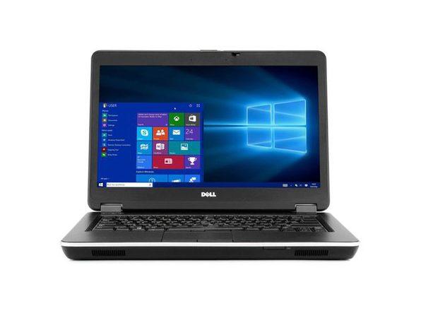 "Dell Latitude E6440 14"" Laptop, 2.6GHz Intel i7 Dual Core Gen 4, 4GB RAM, 500GB SATA HD, Windows 10 Home 64 Bit (Refurbished Grade B)"