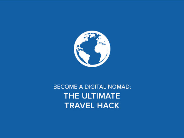 Become a Digital Nomad: The Ultimate Travel Hack - Product Image