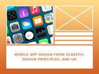 Mobile App Design from Scratch: Design Principles & UX  - Product Image