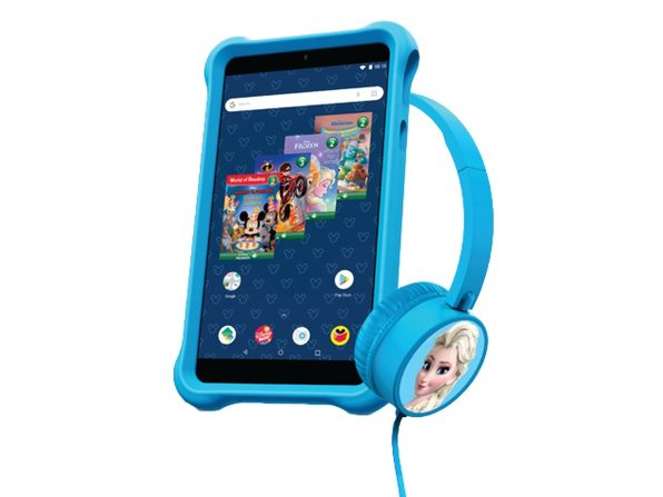 "Packard Bell Disney airBook 7"" Kids Tablet with Expanded Accessory Bundle - Blue (New)"