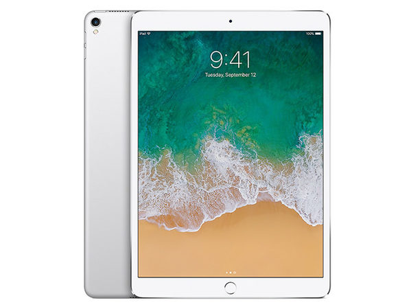 """Apple iPad Pro 10.5"""" 64GB - Silver (Refurbished: Wi-Fi Only)"""