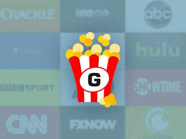 Stack Social Deal for Getflix: Lifetime Subscription