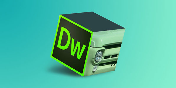 Total Training for Adobe Dreamweaver CC - Product Image