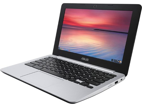"ASUS C200MA-EDU 11"" Chromebook, 2.16GHz Intel Celeron, 2GB RAM, 16GB SSD, Chrome (Renewed)"