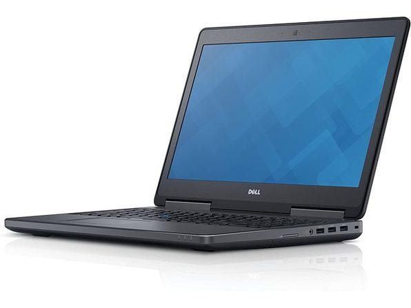 """DELL Precision 7510 15"""" Laptop, 2.9GHz Intel i7 Quad Core Gen 6, 16GB RAM, 512GB SSD, Windows 10 Professional 64 Bit (Renewed)"""