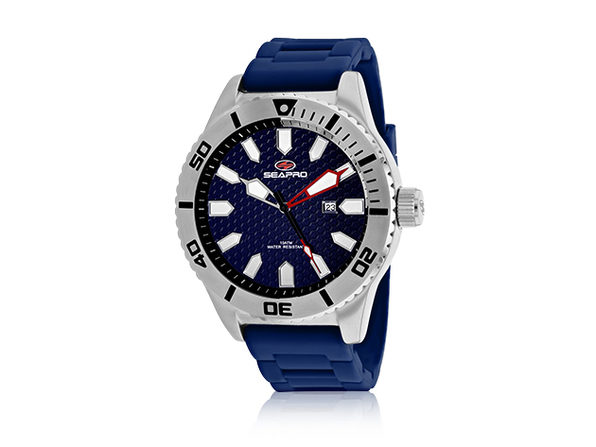 Seapro Men's Brigade Watch (Blue/Blue)