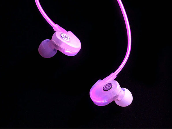 Spark Headphones (Purple)