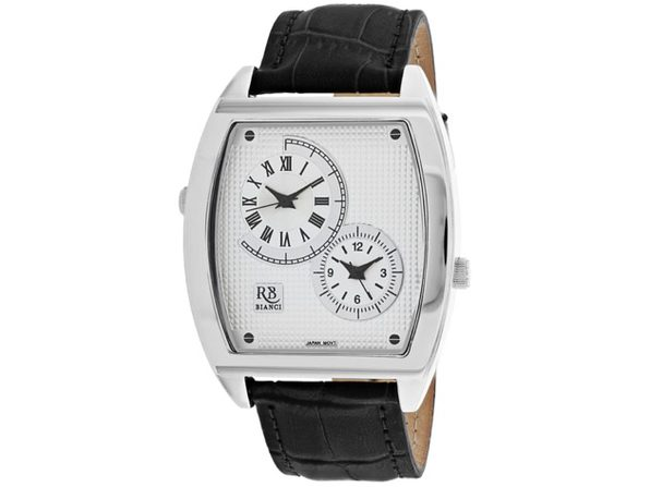 Roberto Bianci Men's Benzo Silver Dial Watch - RB0740 - Product Image