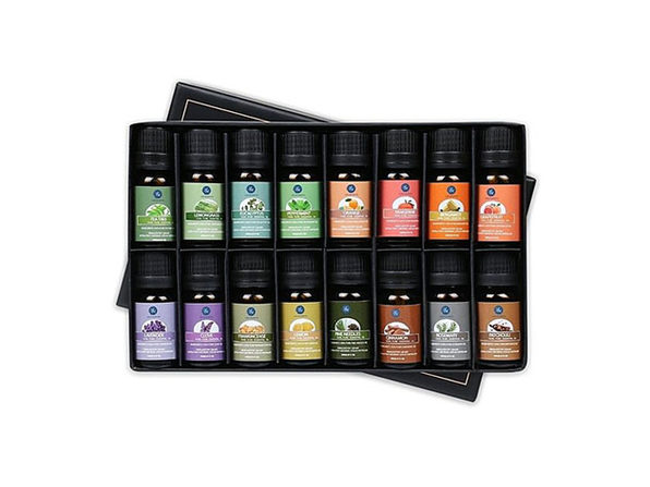 Lagunamoon Essential Oils Set of 16 - Product Image