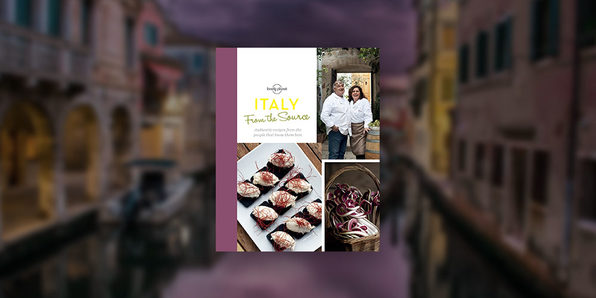 From The Source - Italy (Cookbook) - Product Image